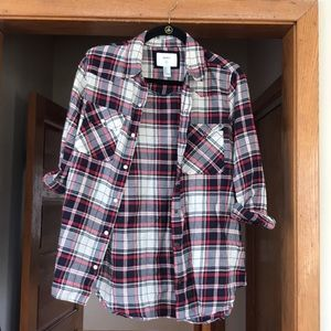 red flannels